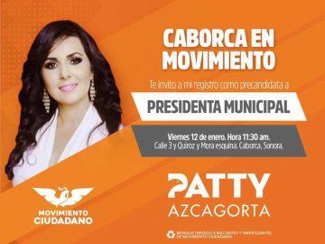 Lady Movimiento Naranja